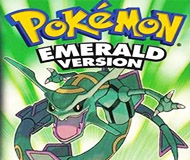 Pokemon Emerald logo