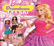Barbie Dreamhouse Party logo
