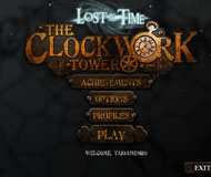 Lost in Time - The Clockwork Tower