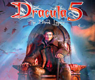 Dracula 5: The Blood Legacy logo