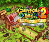 Gardens Inc. 2: The Road to Fame Platinum Edition