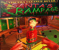 Viscera Cleanup Detail: Santa's Rampage logo