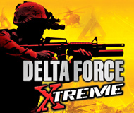 Delta Force: Xtreme logo