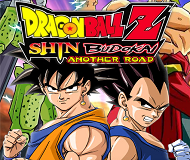 Dragon Ball Z: Shin Budokai - Another Road logo