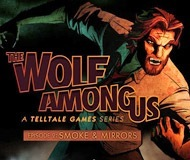 The Wolf Among Us: Episode 2 - Smoke and Mirrors logo