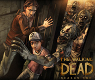 The Walking Dead - Season 2 - Episode 2 - A House Divided logo