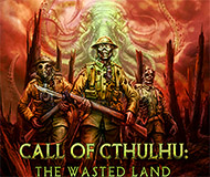 Call of Cthulhu: The Wasted Land logo