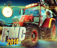 Farm Machines Championships 2014 logo