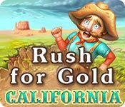 Rush for Gold: California