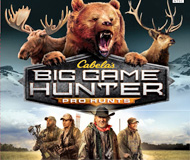 Cabela's Big Game Hunter Pro Hunts logo