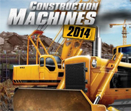 Construction Machines 2014 logo