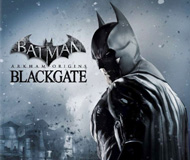 Batman: Arkham Origins Blackgate - Deluxe Edition logo