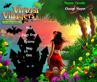Virtual Villagers: Halloween Edition
