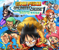 One Piece: Unlimited Cruise 1: The Treasure Beneath the Waves logo