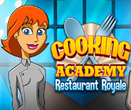 Cooking Academy 4: Restaurant Royale logo