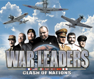War Leaders: Clash Of Nations logo