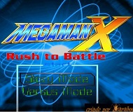 Megaman X - Rush to Battle