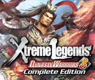Dynasty Warriors 8: Xtreme Legends Complete Edition logo