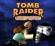 Tomb Raider III: The Lost Artifact logo