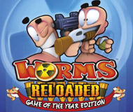 Worms Reloaded: Game of the Year Edition logo