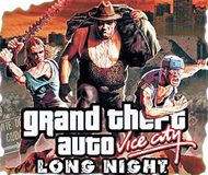 GTA Grand Theft Auto: Long Night