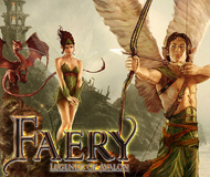 Faery - Legends of Avalon logo