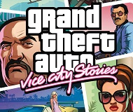 GTA Grand Theft Auto: Vice City Stories logo
