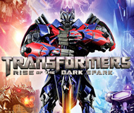 Transformers: Rise of the Dark Spark logo