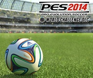 Pro Evolution Soccer PES 2014: World Challenge logo