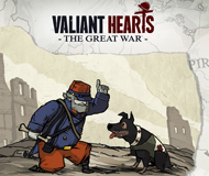 Valiant Hearts: The Great War logo