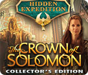 Hidden Expedition: The Crown of Solomon Collector's Edition logo