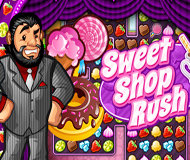 Sweet Shop Rush logo