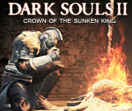 Dark Souls II: Crown of the Sunken King logo