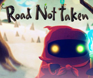 Road Not Taken logo