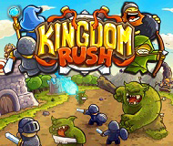 Kingdom Rush HD logo