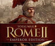 Total War: ROME II - Emperor Edition logo