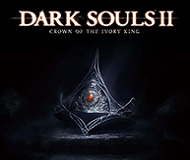 Dark Souls II - Crown of the Ivory King logo