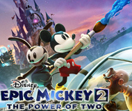 Disney Epic Mickey 2: The Power of Two logo
