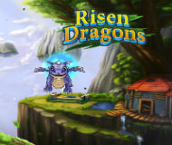 Risen Dragons logo