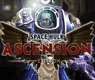Space Hulk: Ascension Edition logo