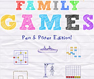 Family Games - Pen & Paper Edition