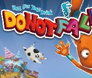 Do Not Fall logo