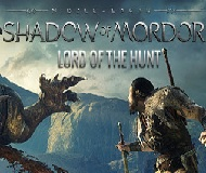 Middle-earth Shadow of Mordor - Lord of the Hunt