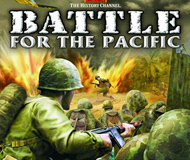The History Channel: Battle for the Pacific logo