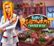 Rory's Restaurant - Winter Rush logo