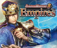 Dynasty Warriors 8: Empires logo