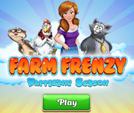 Farm Frenzy: Hurricane Season logo