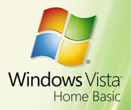 Windows Vista Home Basic SP2 - 64 bit logo