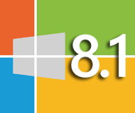 Windows 8.1 Pro - 64 bit logo