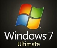 Windows 7 Ultimate SP1 - 64 bit logo